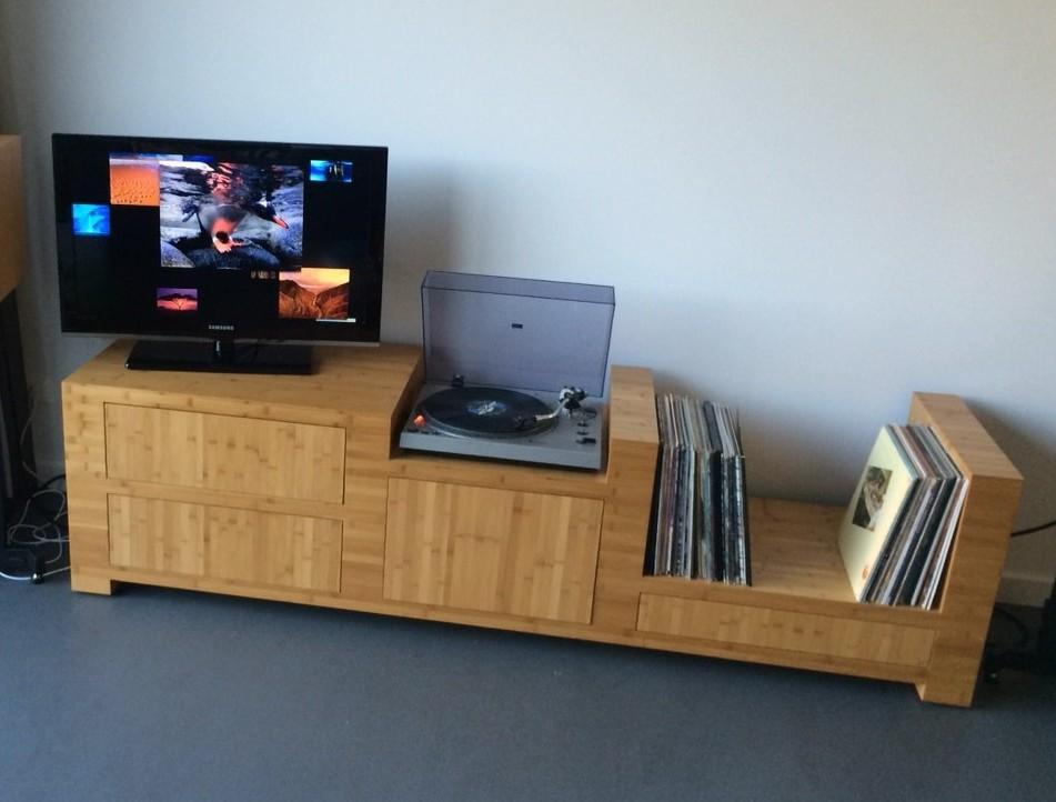 Audio meubelen diks design