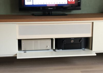 Diks Design, meubelmaker, design meubelen, audiomeubelen