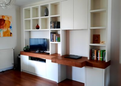 Diks Design, meubelmaker, design meubelen, boekenkast, boekenbureaukast, bureau, werkplek, thuiswerken