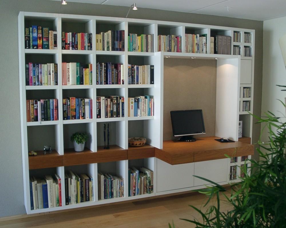 Boekenbureaukast