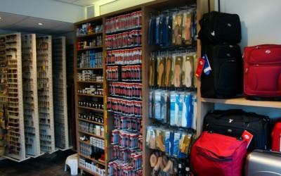 Schoenmaker en schoenen- en tassenzaak