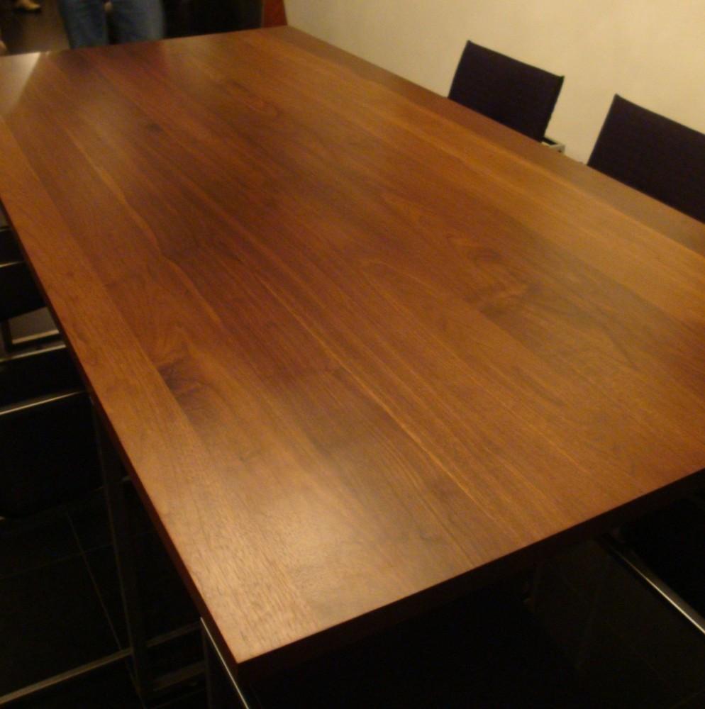 Massief Kersenhouten Sidetable.Tafels Diks Design