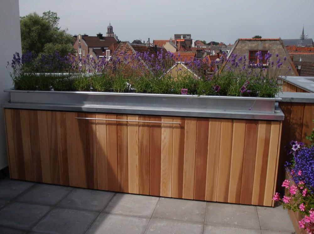 Kast Voor Balkon : Balkon diks design
