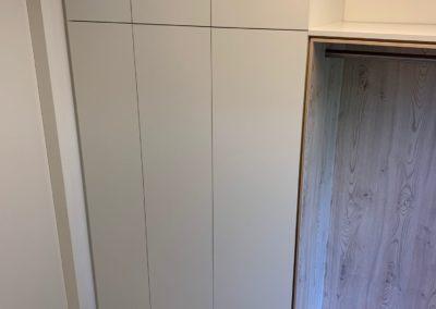 Diks Design, meubelmaker, design meubelen, scheidingswand, garderobekast, halkast,op maat