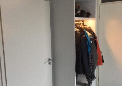 Diks Design, meubelmaker, design meubelen, garderobekast, halkast