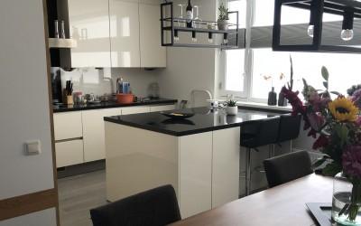 Keukeneiland bij bestaande keuken