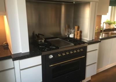 Bestaande keuken, fronten vervangen
