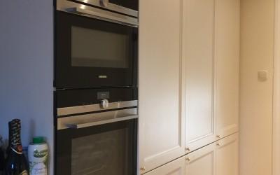 Keuken, gespoten MDF