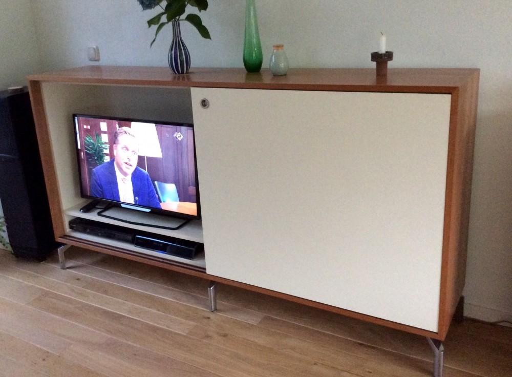 Tv Meubel Met Schuifdeuren.Tv Kast Met Schuifdeuren Mf51 Belbin Info