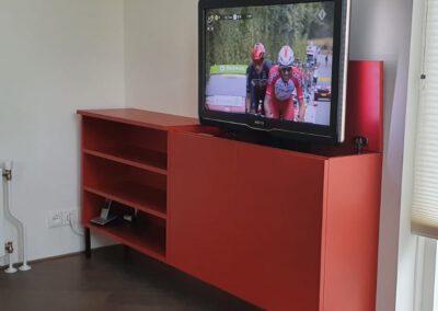 Diks Design, meubelmaker, design meubelen, TV-meubel, op maat