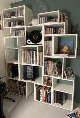 Diks Design, meubelmaker, design meubelen, vakkenkast