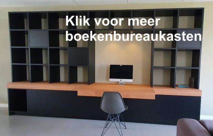 Diks Design, meubelmaker, design meubelen, boekenbureaukast, boekenkast, werkplek, thuiswerk