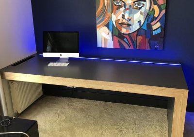 Diks Design, meubelmaker, design meubelen, bureau, thuiswerken