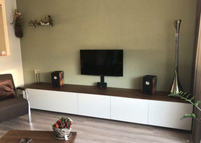 Diks Design, meubelmaker, design meubelen, scheidingswand, dressoir, op maat