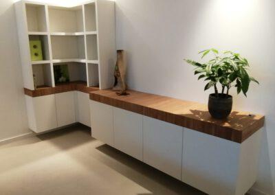 Diks Design, meubelmaker, design meubelen, dressoir, boekenkast
