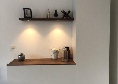 Diks Design, meubelmaker, design meubelen, scheidingswand, kast, op maat