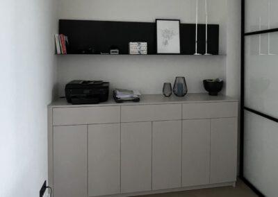Diks Design, meubelmaker, design meubelen, kast studeerkamer
