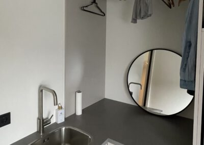 Diks Design, meubelmaker, design meubelen, kast wasruimte