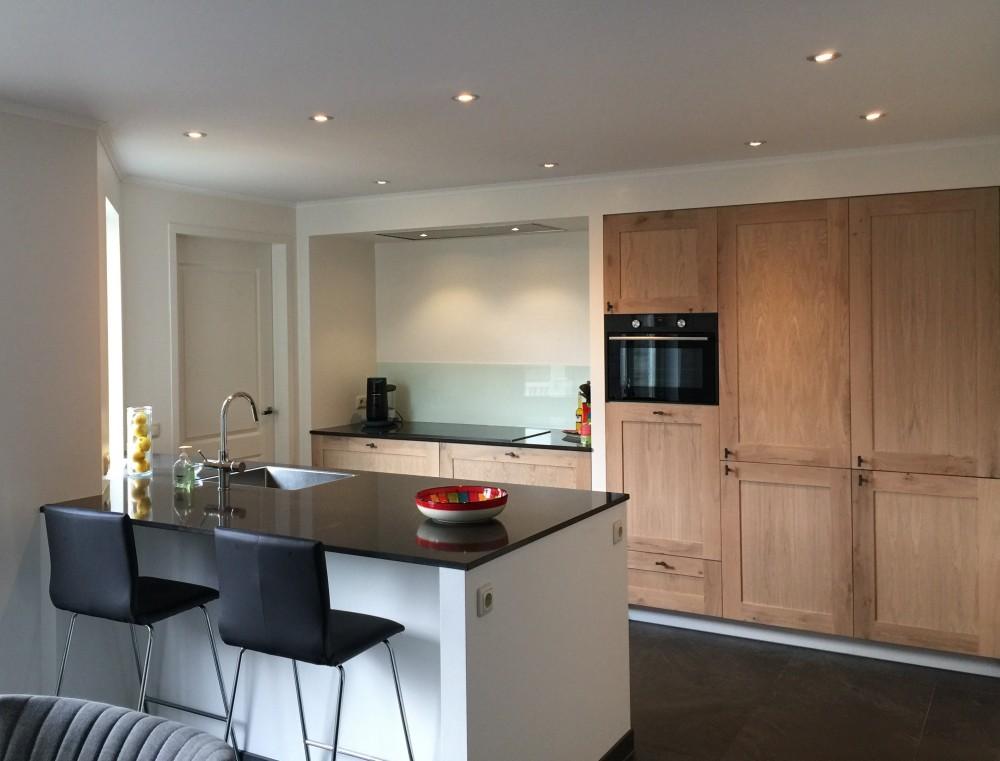 Maatwerk design interieurmeubelen keukens diks design - Keuken op het platteland ...