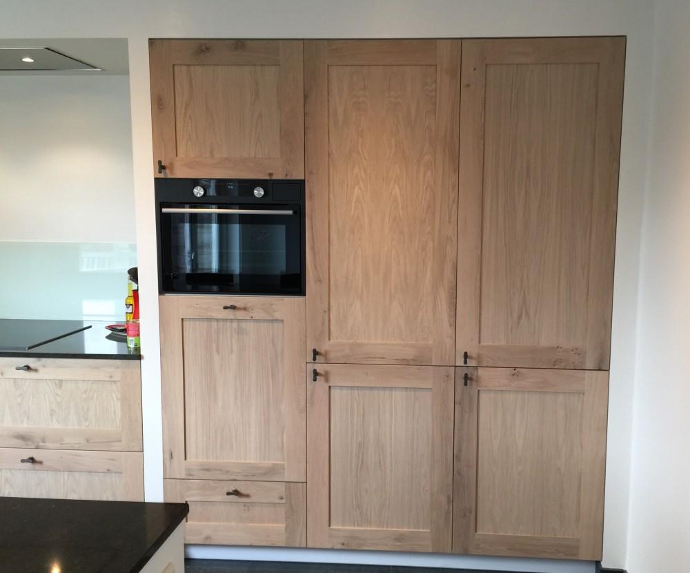 Keukenkast Op Maat : Keukens diks design