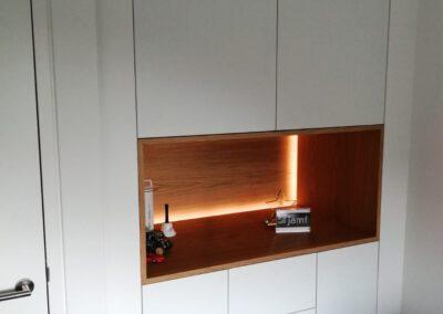 Diks Design, meubelmaker, design meubelen, kledingkast