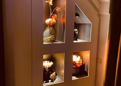 Diks Design, meubelmaker, design meubelen, kastenwand