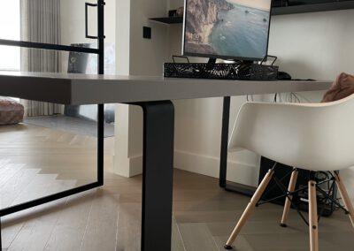 Diks Design, meubelmaker, design meubelen, bureau, werkplek