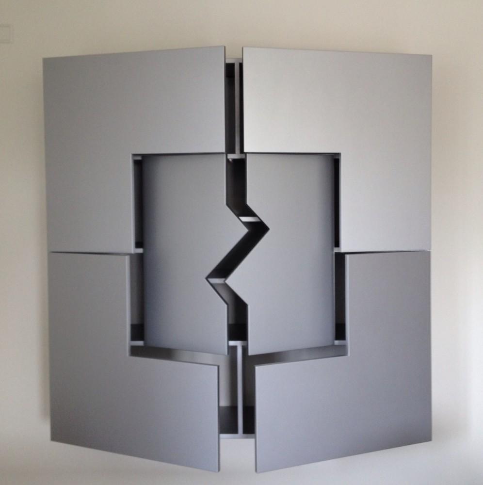 ... u0026quot;ton sur tonu0026quot;gespoten, opdracht: Ans Art Arnhem, ontwerp: Drikus Bos