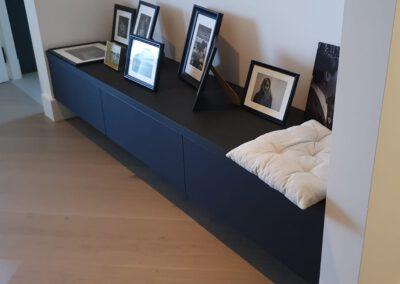 Diks Design, meubelmaker, design meubelen, kast garderobe, entree